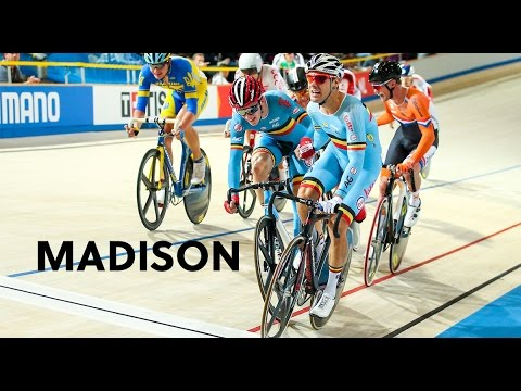 Track Cycling: What is the Madison?