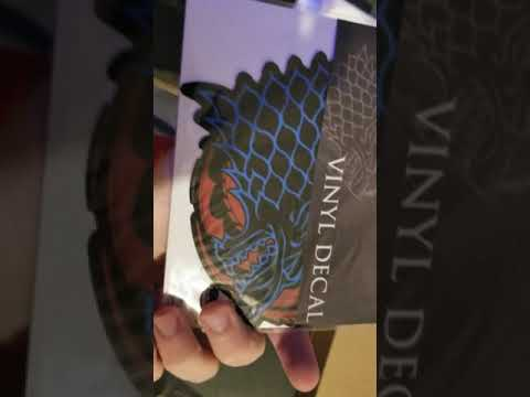 Unboxing Game Of Thrones Edition