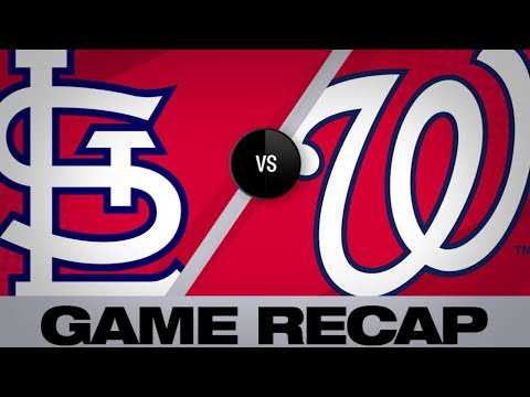 Strasburg gets 1,500th K in Nationals' win - 5/2/19