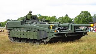 Stridsvagn Strv. 103 S-Tank - Extraordinary Tank of the 20th Century. PART-1