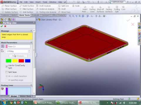 Video Archive: Mold Making in SOLIDWORKS