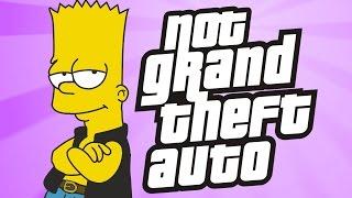 NOT GRAND THEFT AUTO