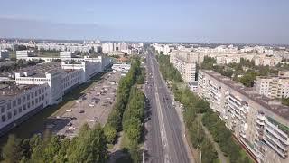 Строительство дороги в Билево [18.08.2018]