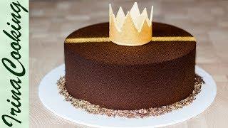 Муссовый торт Наполеон | Mousse Cake Napoleon