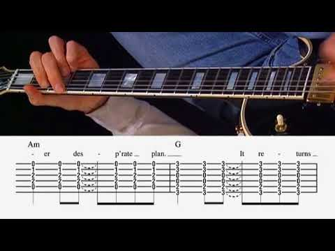 Foo Fighters - I'll Stick Around -Guitar Lesson - Chords