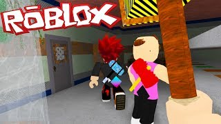 VENGANZAAAAA | FLEE THE FACILITY | ROBLOX