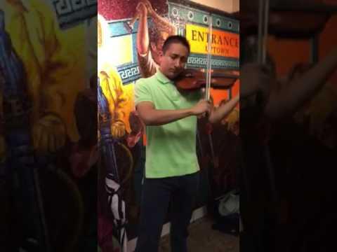 Subway Violin Boys