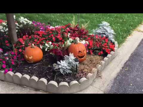 Halloween Home Tour-2018