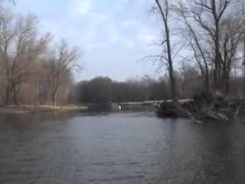 Top Secret Walleye Spot Red Wing Minnesota, Mississippi