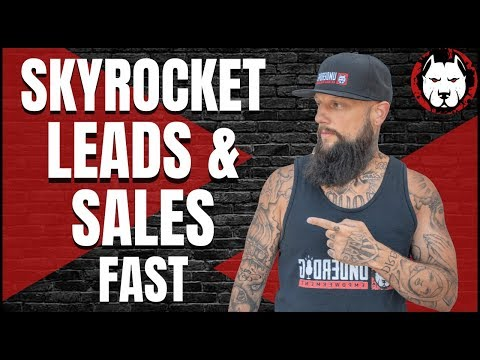 How To Get More Leads And Sales Online Fast | Lead Generation Strategies