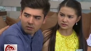 24 Oras: Andre Paras, in-'unfollow' ang social media accounts ni Barbie Forteza