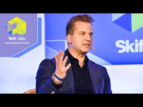 Google VP Of Travel At Skift Tech Forum 2019