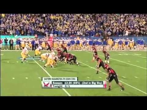 EWU Football 2010 National Championship Reel.wmv