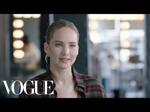 Everything It Took to Create Jennifer Lawrence's September Cover Shoot  Vogue