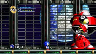 Sonic the Hedgehog 4: Episode 1 ~ All Bosses