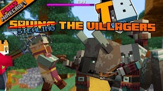 Saving the Villagers | Truly Bedrock Season 1 [72] | Minecraft Bedrock Edition SMP