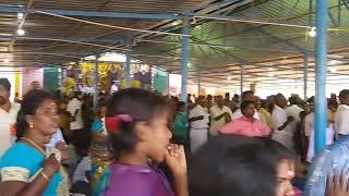 Maligaiparai karuppasamy temple festival