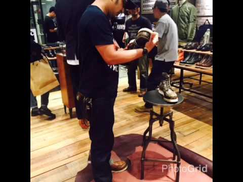 Trunk Show #8884 Camo Met Mr Fumi From Red Wing Japan