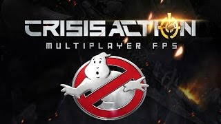 Crisis Action : Ghost Mode *GAMEPLAY 2 !!!