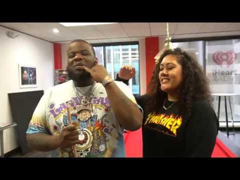 Ashlee - MAXO KREAM & Ashlee Play Pool, Talk Brandon Banks, ROTD3, J. Cole & More