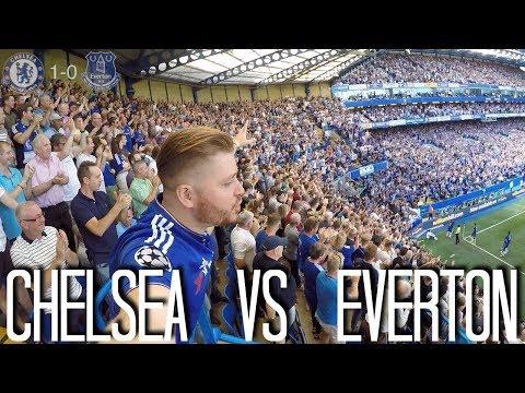 GrinGOL - Chelsea vs Everton - 27/08/17