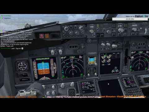 [FSX] PMDG 737 NGX | Las Vegas (KLAS) to Los Angeles (KLAX) Part 2