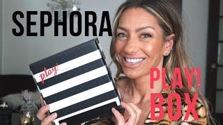 Sephora December PLAY! Box | Unboxing | Stung by Samantha