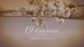 capa de 19 Memórias de Cidália Saraiva