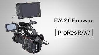 Panasonic Introduces EVA 2.0 Firmware Upgrade for Panasonic EVA1 at NAB 2018
