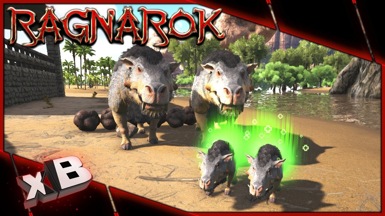 Daeodon Baby Healers Ark Ragnarok Evolved Ep 31 Youtube There are two ways to spawn a creature. daeodon baby healers ark ragnarok evolved ep 31