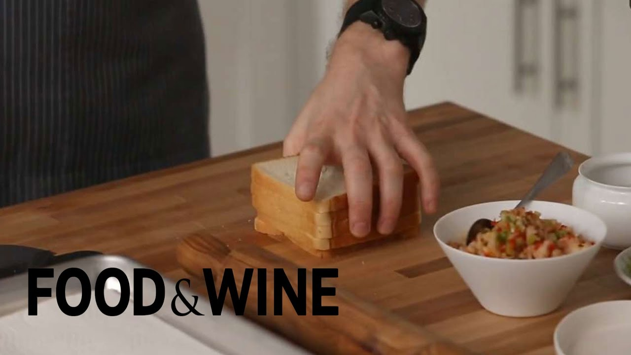 How to make spring rolls with sandwich bread mad genius tips how to make spring rolls with sandwich bread mad genius tips food wine forumfinder Image collections