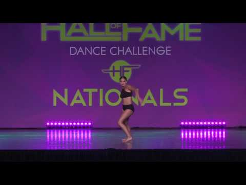 REFLECTIONS HOF choreography Jessica Disalvo