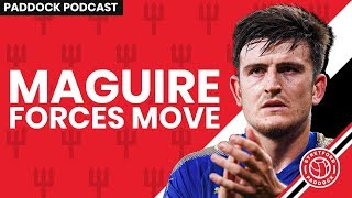 Maguire Forces Move To Manchester United | Paddock Podcast With Stephen Howson