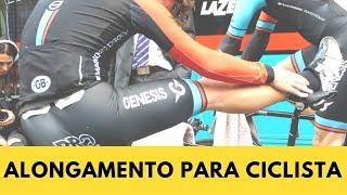 Dor ciclismo quadríceps
