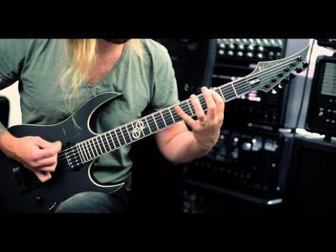 "Ola Englund ""Time (Will Not Heal)"" (Guitar Playthrough)"