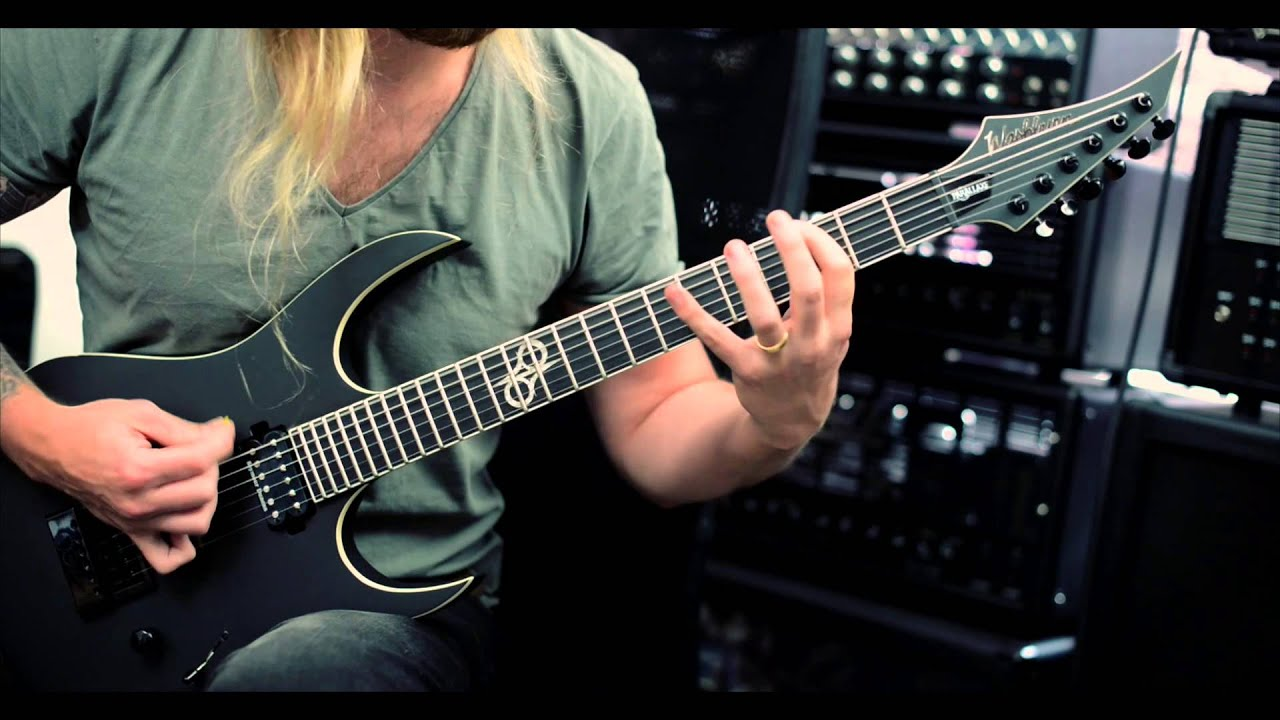 ola englund time will not heal guitar playthrough youtube. Black Bedroom Furniture Sets. Home Design Ideas