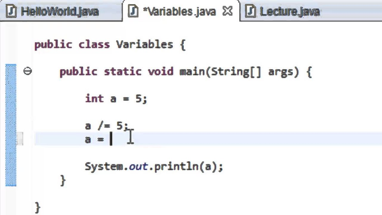 Programmer En Java Debutant