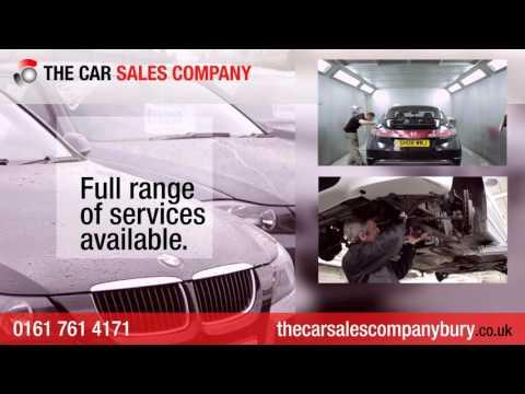 The Car Sales Company