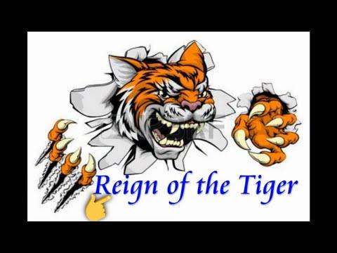 Shaolin Kempo Karate's Reign Of The Tiger - Gm Jim Brassard