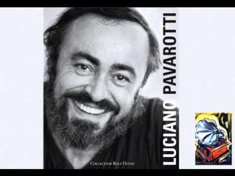 Luciano Pavarotti. A te o cara. I Puritani.