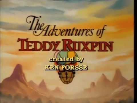 Teddy Ruxpin Cartoon Intro
