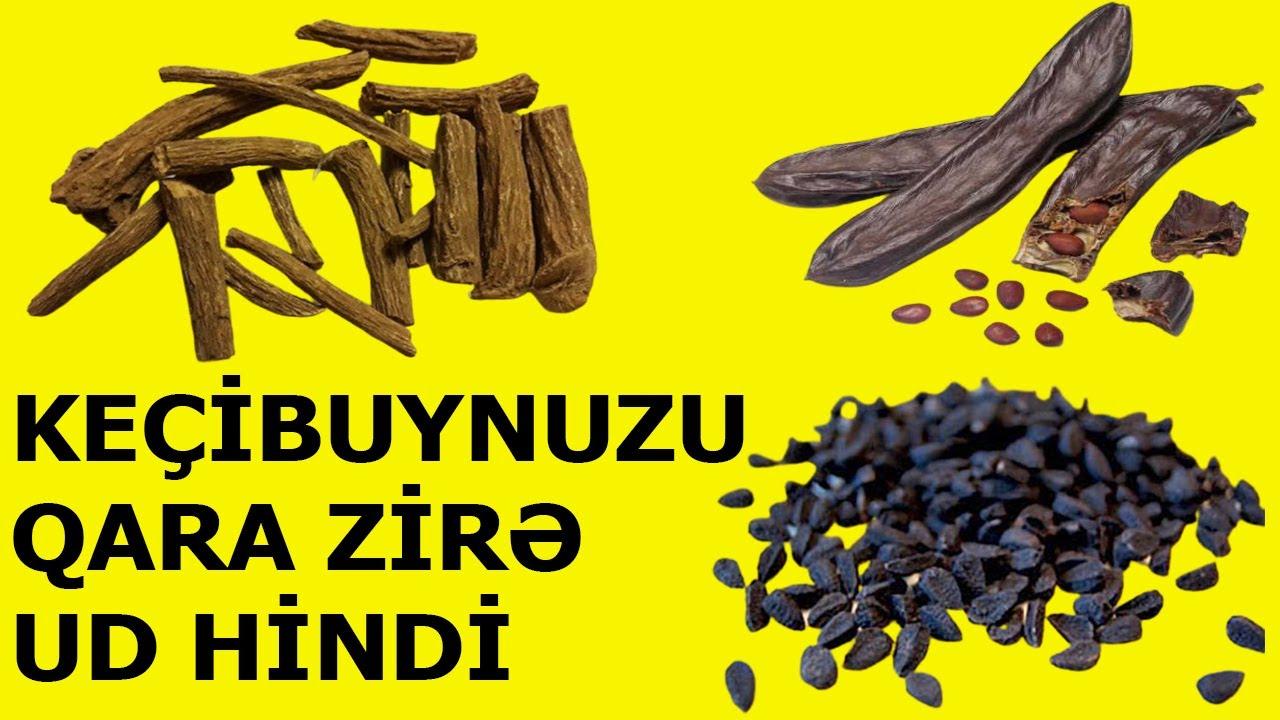 Kecibuynuzu Qara Zirə Ud Hindi Mukəmməl Resept Youtube
