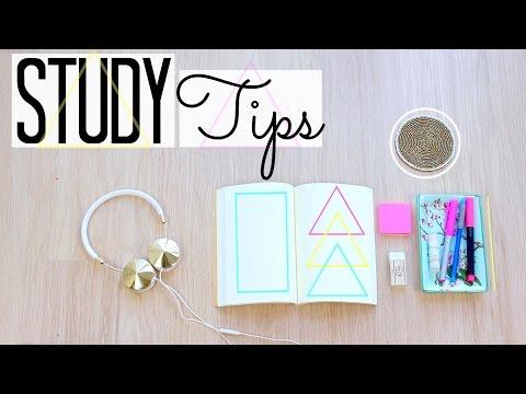Study Tips!