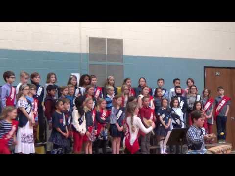 WWV Fourth Grade States Program, 2018