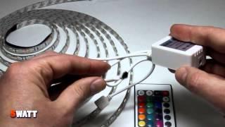 Контроллер RGB OEM 6A-IR-24 кнопки обзор и спецификация(, 2014-03-29T08:16:54.000Z)