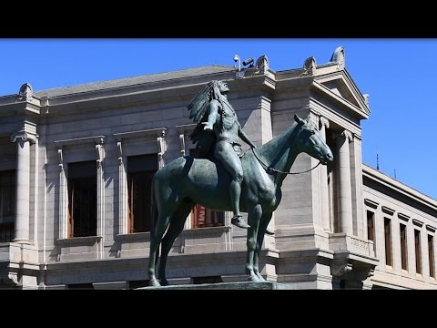 A Visit to the Boston Fine Arts Museum