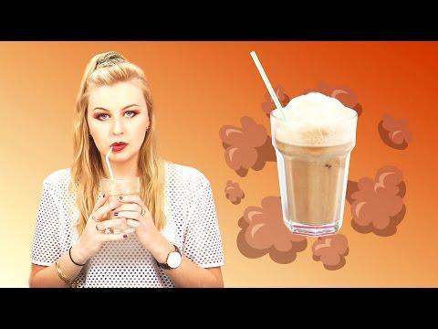 Irish People Taste Test Ice Cream Floats