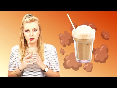 Irish People Taste Test Ice Cream Floats