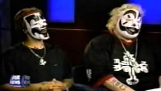 Bill O'Reilly Interviews Insane Clown Posse