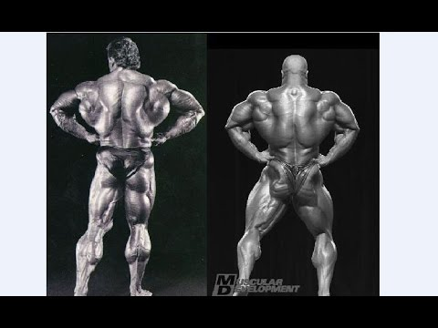 Phil Heath Vs Dorian Yates !!!